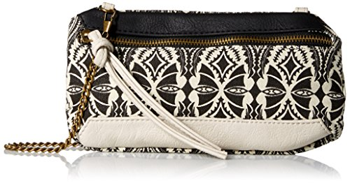 twig-arrow-on-a-chain-string-wallet-black-white-one-size