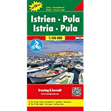 ISTRIA/ Pula ( Slovenia) FB Map 1:100,000