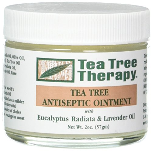 - Tea Tree Oil Ointment 2 Ounces