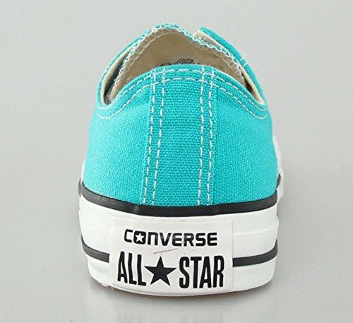 Chuck Unisex Ox Azul Tongue Converse como Claro Double Cordones Taylor 5OxnqBwBdR