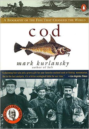 Cod mark kurlansky essays