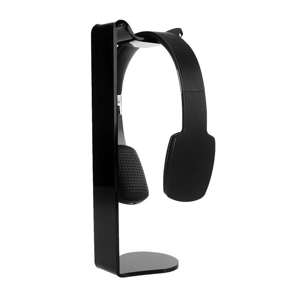 Cewaal Supporto per appendiabiti auricolare per cuffie auricolari Stand di  esposizione dello scrittorio della cuffia dello schermo di sostegno   Amazon.it  ... f5f45029f996