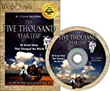 img - for The Five Thousand Year Leap - w/CD-Rom eBook and MP3 Audio - Foreword by Glenn Beck by W. Cleon Skousen (2008-10-01) book / textbook / text book