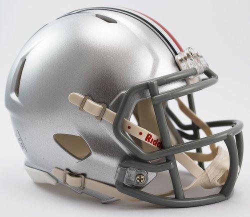 Riddell NCAA Ohio State Buckeyes Speed Mini (Ohio State Buckeyes Football)