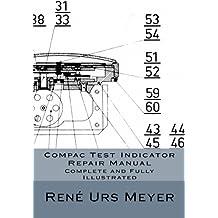 Compac Test Indicator Repair Manual