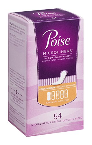 Poise Microliner Light Absorbency