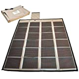 NEW Powerfilm Foldable 90 Watt Solar Charger FM16-5400 F16-5400 – Ships Global Picture