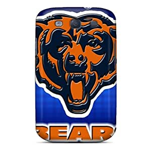 Leandrsty485 Design High Quality Chicago Bears Covers Cases With Excellent Style For Galaxy S3