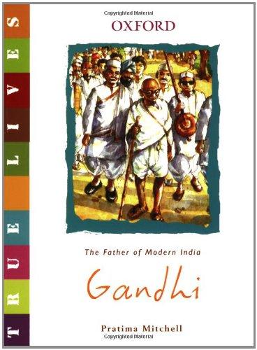 Gandhi: True Lives (True Lives Series) pdf epub