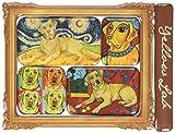 Pavilion Gift Company 12002 Paw Palettes 6-Piece Mini Masterpiece...