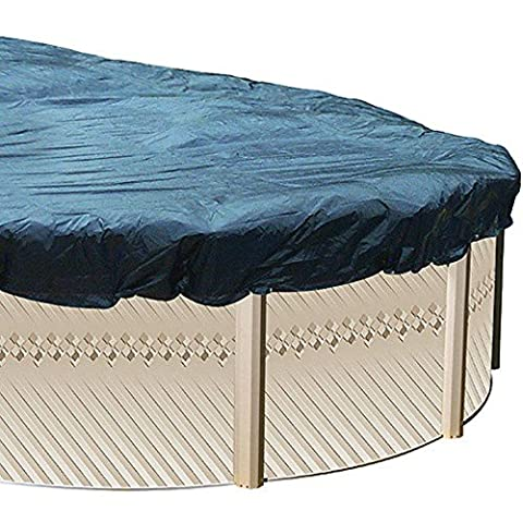 Heritage Deluxe Winter Covers for 24' Round Pools - Heritage Pools Round Pool Cover