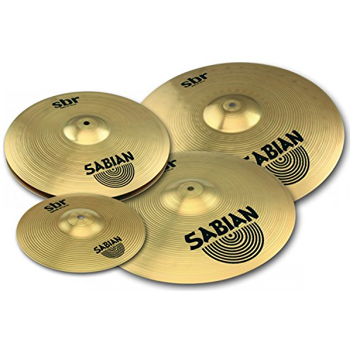 4 Piece Cymbal Pack - 1