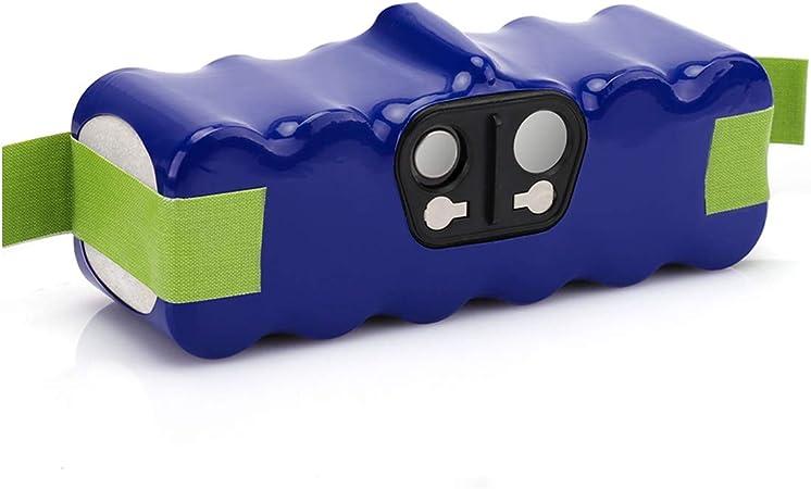 morpilot Batería Xlife de Reemplazo para iRobot Roomba, 14.4V 4050mAh Vida Extendida de 1000 Ciclos Compatible con iRobot Roomba Series 500 600 700 800: Amazon.es: Hogar