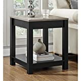 Altra Carver End Table (23.3 x 20.1 x 20.1)