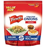 Fresh Gourmet Crispy Onions, Value Size 3Pack ( 26.5 Ounce each )
