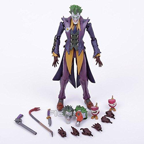SHFiguarts Batman The Joker INJUSTICE ver. PVC Action Figure Collectible Model Toy 15cm - Affleck Ben Sunglasses