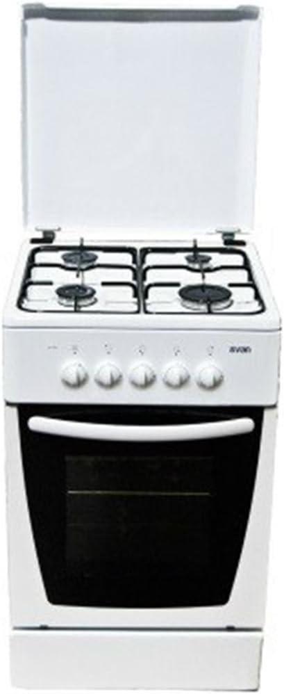 Svan cocina convencional svk5501gbb: Amazon.es: Grandes ...