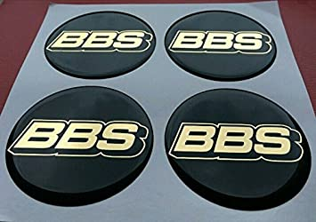 BBS Pegatinas para buje Tapa en aluminio Llantas y Tapacubos 70 mm: Amazon.es: Coche y moto