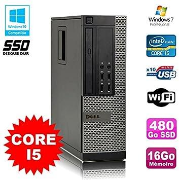 PC Dell Optiplex 7010 SFF Core I5 2400 3 2 GHz 16 GB: Amazon co uk
