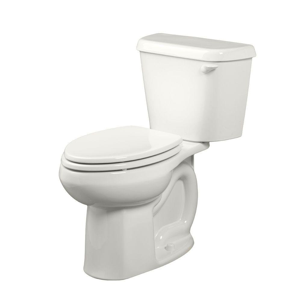 American Standard 221AA.105.020 Colony 12-Inch Toilet Combo, White