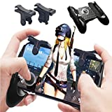 Best Game Controller For IPhones - Mobile Game Controller, PUBG Mobile Joystick Controller Grip Review
