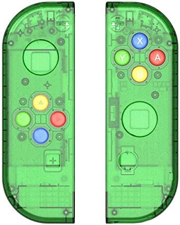 Green joy con shell