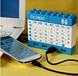 3D Jigsaw Puzzle Perpetual Calendar DIY Lego