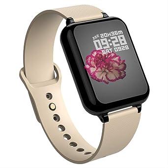 Smart Watch, Ip67 Smartwatch Impermeable Monitor De Frecuencia ...