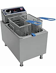 Centaur 32 Lb Electric Countertop Fryer 21 15 16 L X 17 1 2 W X 16 1 2 H