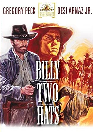 Amazon.com  Billy Two Hats  Gregory Peck c0664037e613
