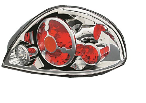 IPCW CWT-CE326C Crystal Eyes Crystal Clear Tail Lamp - Pair