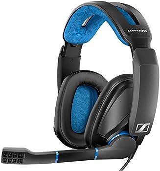 Sennheiser GSP 300 Over-Ear USB Wired Gaming Headphones