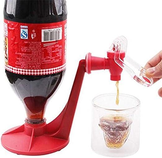 Botella de cocina portátil con dispensador de soda para ...