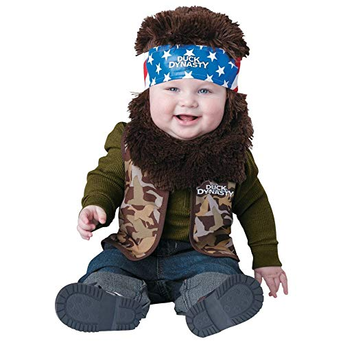 In-Character Duck Dynasty Baby Willie Costume