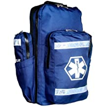 Dixie Ems Ultimate Pro Trauma O2 First Responder Medic Oxygen Backpack Denier Cordura Gear Bag