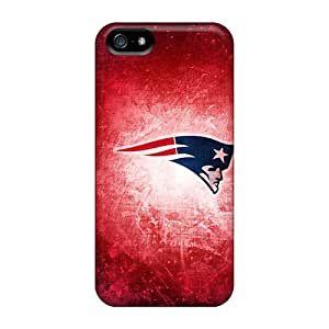 Fashionable Style Case Cover Skin For Iphone 5/5s- New England Patriots