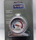 Stanton Trading Refrigerator/Freezer Thermometer, -20 to 85° F (-30 to 30° C), dial type