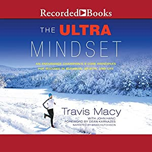 The Ultra Mindset Hörbuch