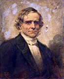 Reverend Frederick Denison Maurice, Professor Of Moral Philosophy, Christian Socialist by Lowes Cato Dickinson 28'' x 24'' Oil on Canvas Art Reproduction Painting