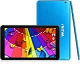 iNOVA EX1080 [10.1 INCH] [Android 4.4] Tablet PC- (Quad Core, 8GB Memory, 1024x600 HD Display, Bluetooth/WiFi/3G Dongle, Dual Camera, Micro SD Card Slot, Built-In Apps, FREE Accessories) Blue