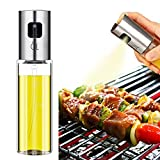 Best Olive Oil Sprayers - Olive Oil Sprayer for Cooking Food-grade Glass Vinegar Review