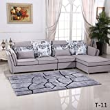 HOMEE Blanket for Living Room and Tea Table / Bedroom Blanket for Bedroom / Carpet,K,120X170Cm(47X67Inch)