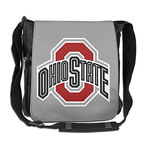 CMCGH Ohio State University Logo Messenger Bag Traveling Briefcase Shoulder Bag For Adult Travel And Business (Hockey Masker Halloween)