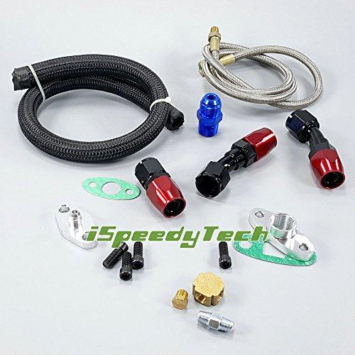 universal turbo charger kit - 6