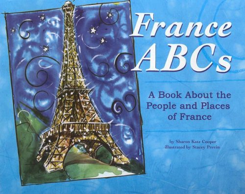 France ABCs: A Book About the People and Places of France (Country ABCs) from COUGHLAN PUBLISHING/CAPSTONE PUB