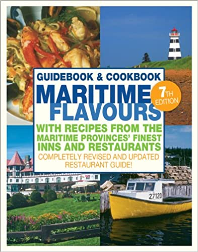 Maritime Flavours Seventh Edition Guidebook and Cookbook