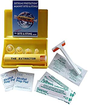 Sawyer Extractor Pump Complete Bite & Sting First Aid Kit
