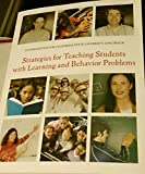 img - for Strategies for Teaching Students with Learning and Behavior Problems: Custom Edition for CSLUB book / textbook / text book