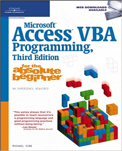 Access Programming Ebook