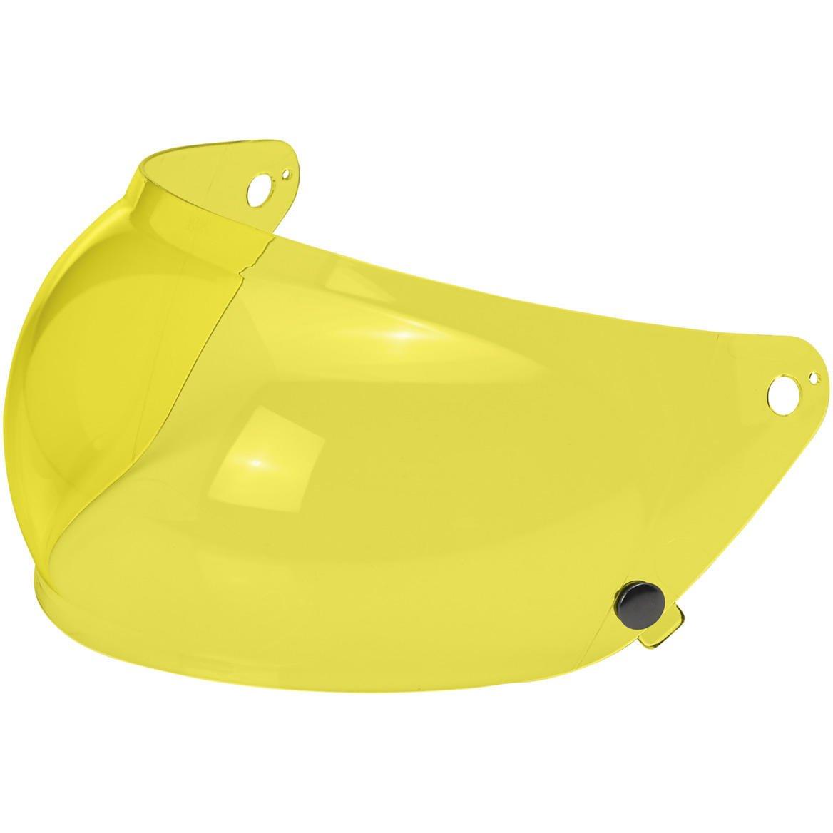 Yellow Biltwell Gringo S Bubble Shield Anti Fog